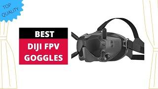 DJI FPV Goggles Introducing the DJI Digital FPV System