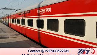 Take Quality Train Ambulance Services in Patna and Guwahati by King