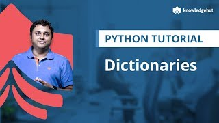 Dictionaries in Python | Nested Dictionaries | How to create dictionary in Python | Python Tutorial