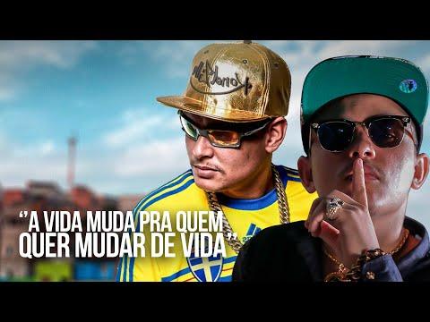 MC B.O e MC Bio G3 - Vida Mudou 2 (DJ Oreia)