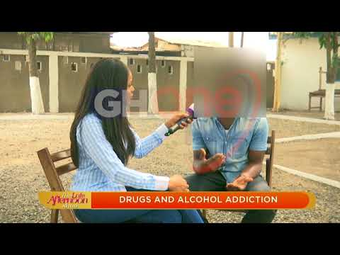 Drug Addiction: This boy started sniffing weed at 16