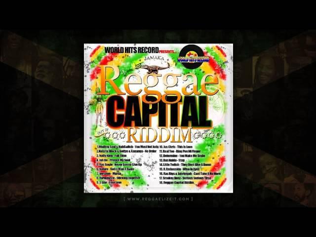 Jus Chris - This Is Love (Reggae Capital Riddim) World Hits Records - August 2014