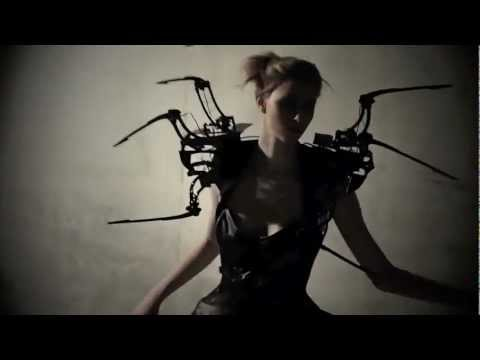I'm Not Sure If This Robotic Spider Dress Is Creepy Or Sexy