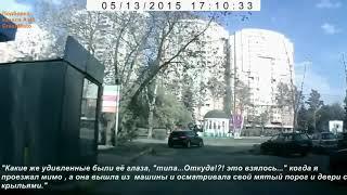 Женщины за рулем 2019. Автоприколы 2019.