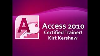 Microsoft Access 2010 Queries: Unique Values or Records in Query