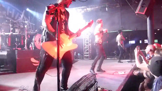 Buckcherry - Tight Pants (Houston 09.30.15) HD