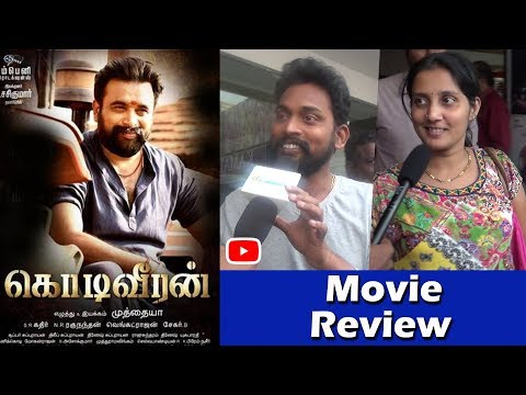 Kodiveeran Tamil Movie Review