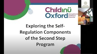 Exploring the Self Regulation Components of the Second Step Program