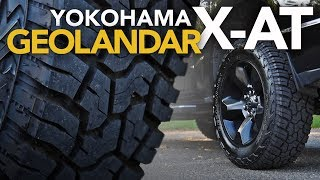 Yokohama Geolandar X-AT Review