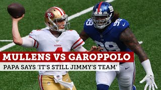 Does Nick Mullens' stellar start leave 49ers starting QB spot in question? | NBC Sports Bay Area