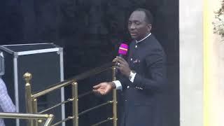 LIVE FROM AWKA ANAMBRA STATE NIGERIA APOSTOLIC INVASION/SANCTUARY DEDICATION DAY 2 MORNING. 12.09.20