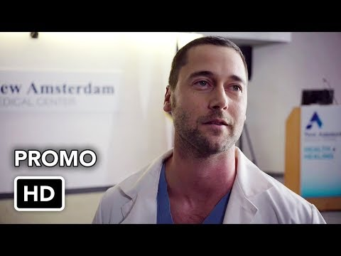 New Amsterdam (Promo 'One Doctor's Fight')