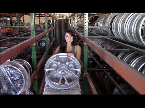Factory Original Nissan NV200 Rims & OEM Nissan NV200 Wheels – OriginalWheel.com