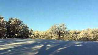 preview picture of video 'Dalziel Park, Motherwell, early winter'