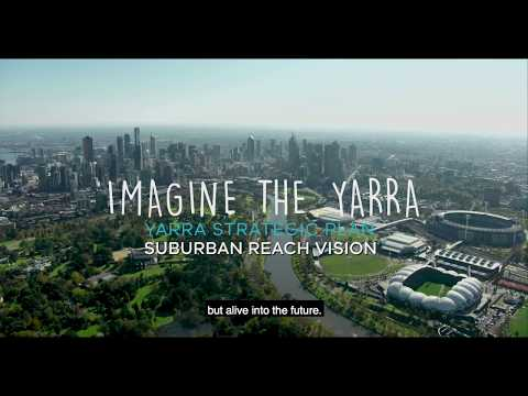 Video of Suburban Yarra River Vision