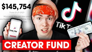 What You MUST Know About The TikTok Creator Fund