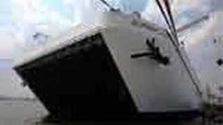 115億円の超高速船が被災地で活躍