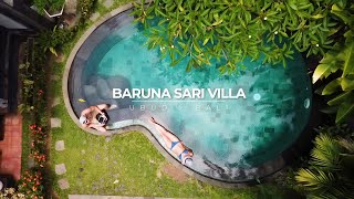 Luxury in Ubud with Baruna Sari Villa