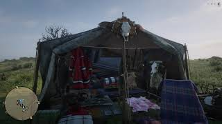 Red Dead Online Roles tents & themes!