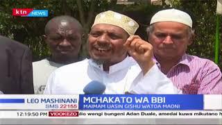 Mchakato wa BBI : Maimu Uasin Gishu wawaomba viongozi kutuliza  siasa za chuki