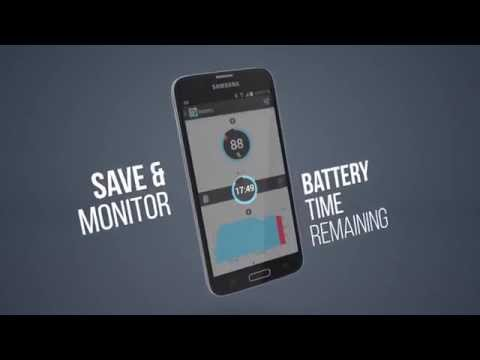 Video of Battery (Save & monitor)