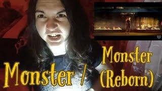 Me Reacting To Monster / Monster (Reborn) by Gabbie Hanna