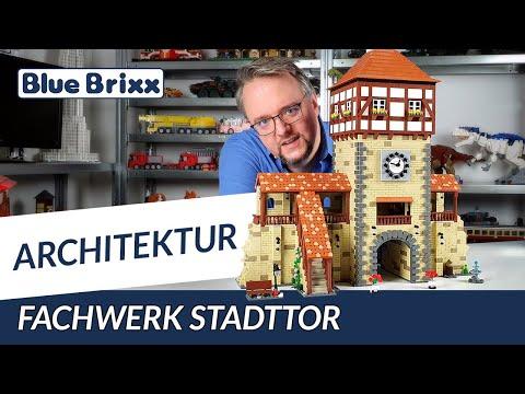 Fachwerk Stadttor
