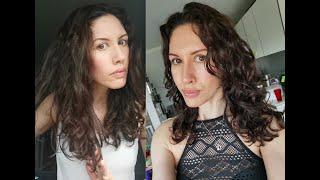 Easy DIY Haircut | Wavy Or Curly Hair | Lockdown Hair Saviour!