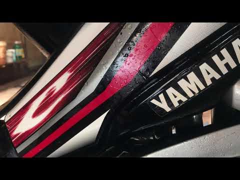 Hoá chất tẩy trắng đầu nòng xe máy//tẩy liên tục những con xe SURIUS YAMAHA