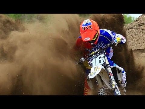 Motocross Action tests Zach Osborne's Factory Rockstar racing Husqvarna FC250