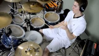 Pop Danthology 2014- Drum Cover- Daniel Kim