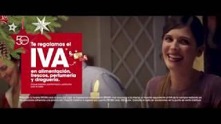 Eroski Esta Navidad te regalamos el IVA en alimentación, frescos y mucho más anuncio