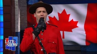 """The New Lyrics To """"Oh Canada"""" (aka """"Our Prime Minister Is"""