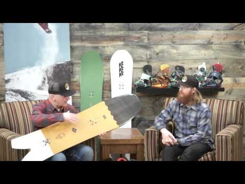 2017 K2 Cool Bean Snowboard-Review-The House.com