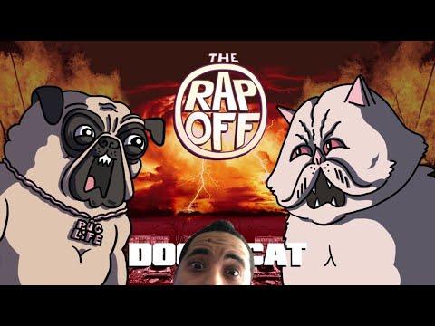 Dog vs Cat Rap Battle (ft. Hollow Da Don & Carter Deems) [REACTION]
