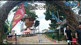 Jalan-jalan di Wisata D'Pongs Gunungpati, Ada Bangku Bunga hingga Kandang Rusa