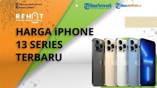 REHAT: iPhone 13 Series Terbaru Mulai 17 September dapat Dibeli di Singapura, Ini Harganya