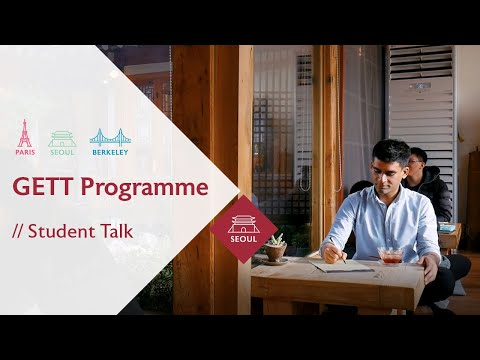 MMS(GETT) program - Utkarsh's experience at SKK GSB