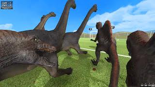 КОРОЛЬ ПИНГВИНОВ - Игра Beast Battle Simulator # 8 Битва животных.