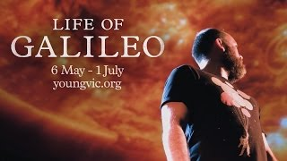 Watch the trailer for LifeofGalileo at the Young Vic Theatre featuring original