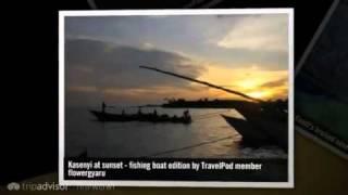 preview picture of video 'Deserted Island in Lake Victoria Flowergyaru's photos around Banda Island, Uganda (travel pics)'