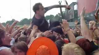 Donots - We're Not Gonna Take It Live @ Rock im Park 2012