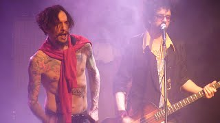 The Darkness – Black Shuck, Live at Dolans Warehouse, Limerick Ireland, 14 March 2015