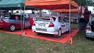 preview picture of video 'Rally de Cordillera 2012'