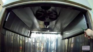 Коптильня. Обзор. Промышленная термодымокамера УК-3.
