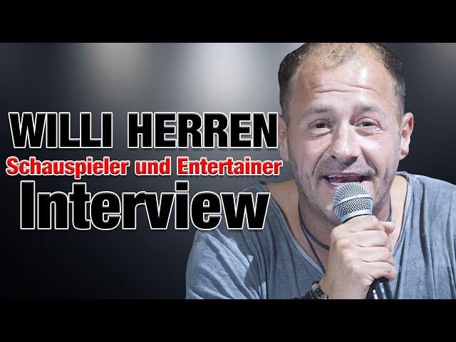 Video Pronunciation of Willi Herren in German