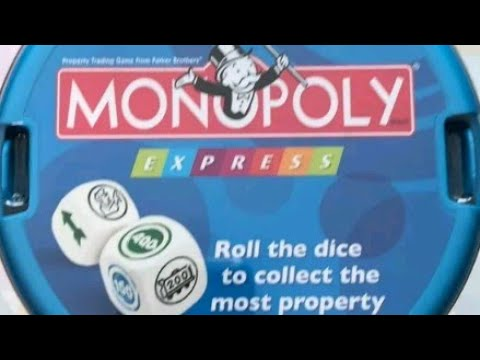 How To Play Monopoly Express