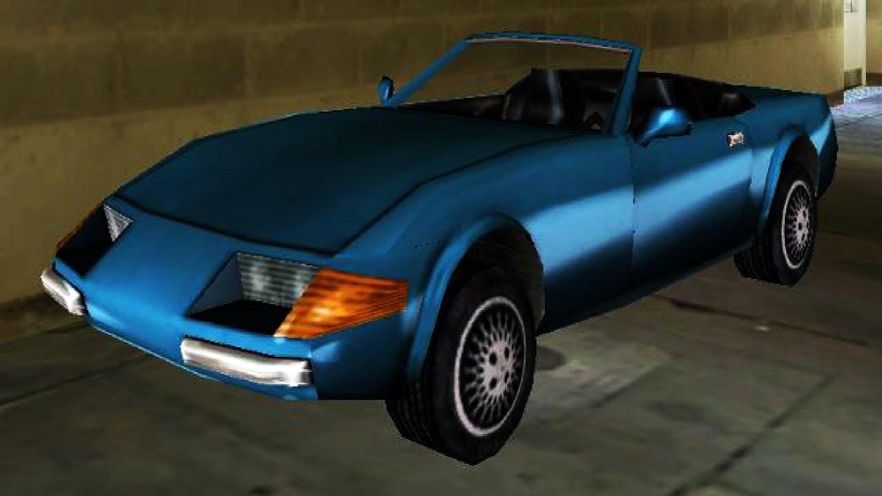Grand Theft Auto Vice City - Sunshine Autos Import Garage