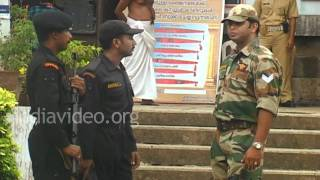 Security at Sree Padmanabhaswamy Temple
