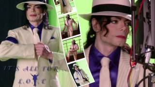 Michael Jackson   Smooth Criminal   This Is It Version (Visual Background For MJ Impersonators)